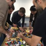 Lego and creativity@home workshop