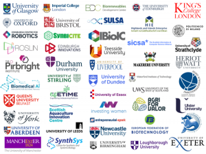 A collection of universities, groups and institutions we have worked with.